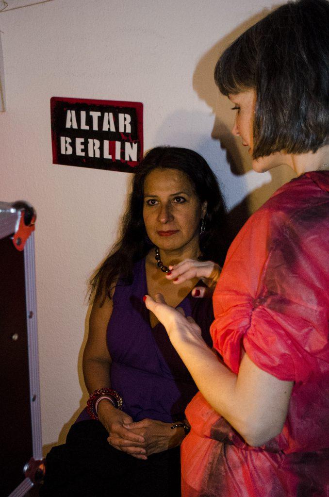 Lucila Guichon - ALTAR BERLIN